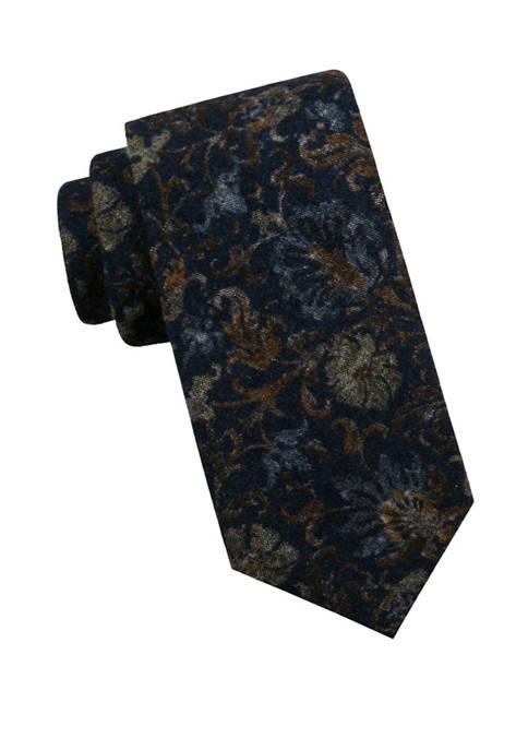 Crown & Ivy™ Mens Kaine Paisley Necktie