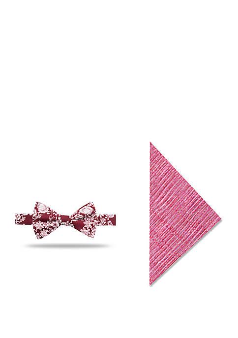 Crown & Ivy™ Bahari Floral Print Bow Tie
