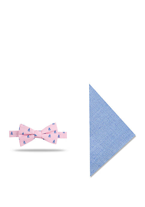 Crown & Ivy™ Escape Boat Bow Tie And