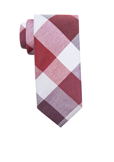 Bradley Check Necktie
