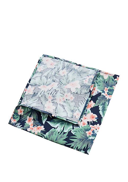 Crown & Ivy™ Peyton Floral Pocket Square