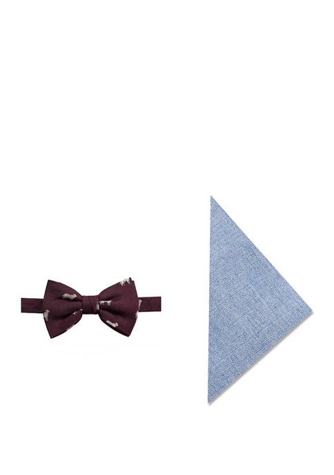 Crown & Ivy™ Dennis Dog Bow Tie and