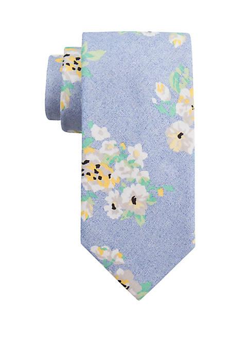 Crown & Ivy™ Bartlett Floral Tie