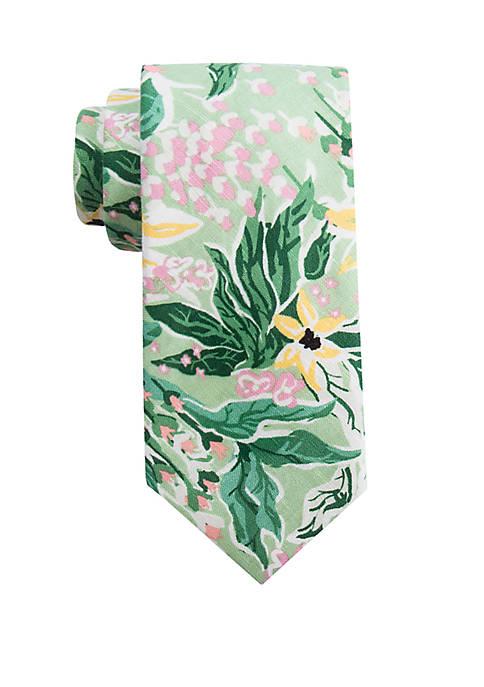 Crown & Ivy™ Harwich Floral Tie