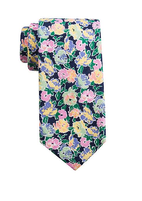 Crown & Ivy™ Orleans Floral Tie