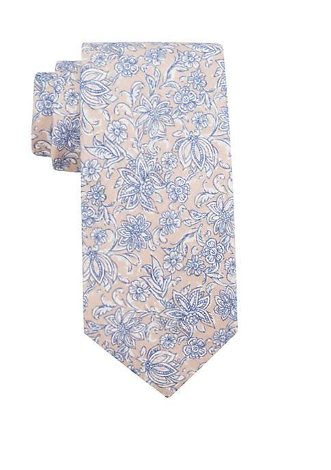 Crown & Ivy™ Bantry Floral Necktie
