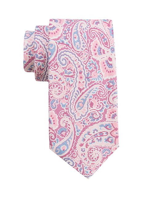 Crown & Ivy™ Irrigon Paisley Necktie