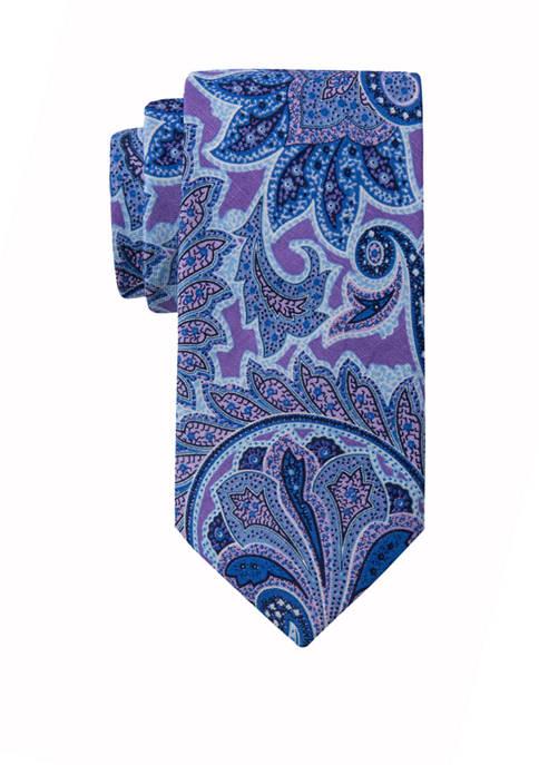 Crown & Ivy™ Matheson Paisley Tie