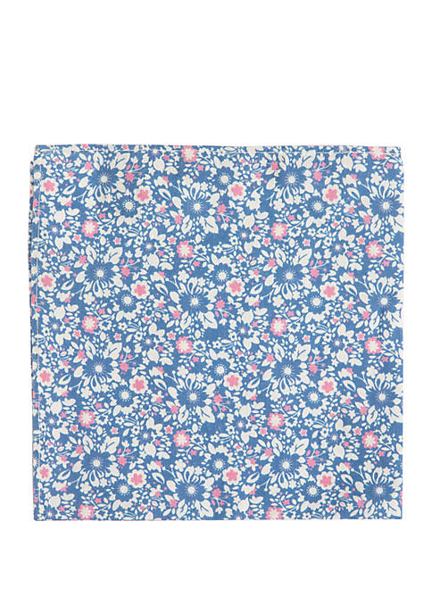 Crown & Ivy™ Birney Floral Pocket Square