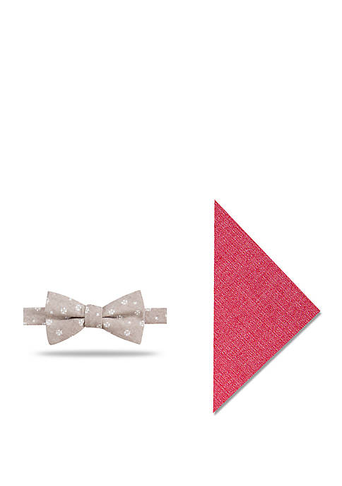 Crown & Ivy™ Heppner Polka Dot Bow Tie