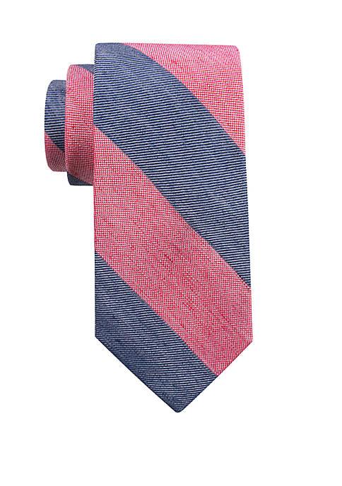 Crown & Ivy™ Hillsboro Stripe Tie