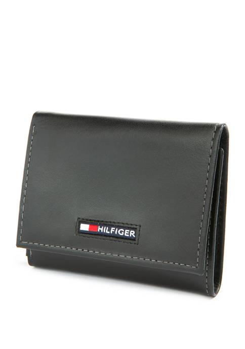Tommy Hilfiger Spencer Tri Fold Wallet