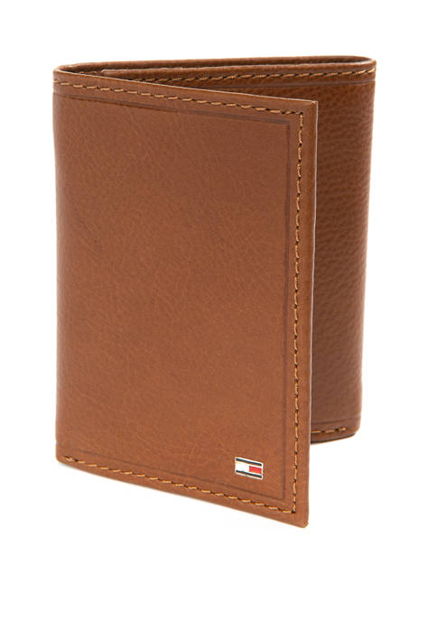 Shelton RFID Tri Fold Wallet