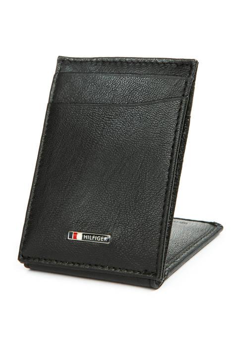 Lloyd Magnetic Front Pocket RFID Wallet