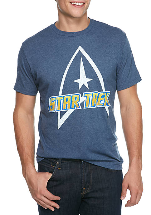 Freeze Star Trek Logo T Shirt Belk