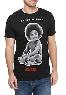 MD Baby Biggie Screenprint T Shirt