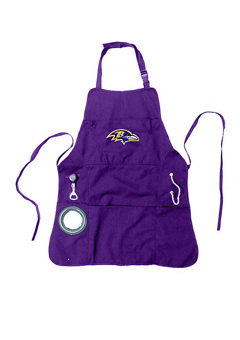 Team Sport America Apron Mens Baltimore Ravens