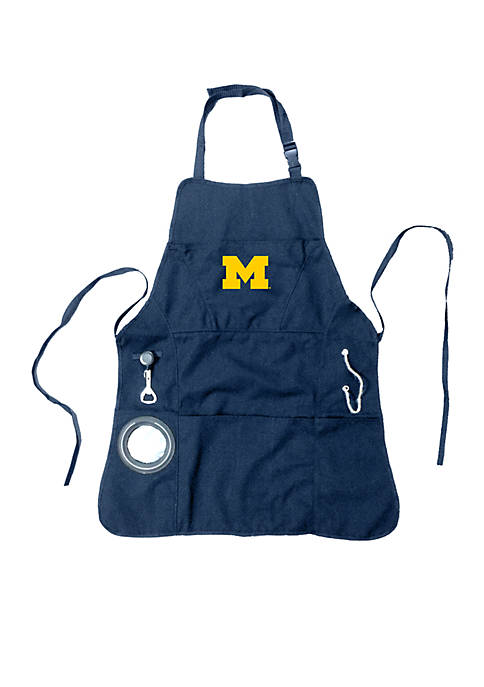 University of Michigan Mens Apron