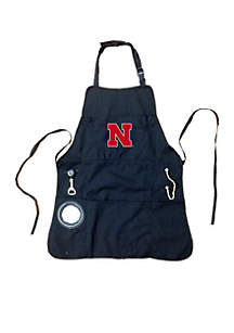 University of Nebraska Mens Apron