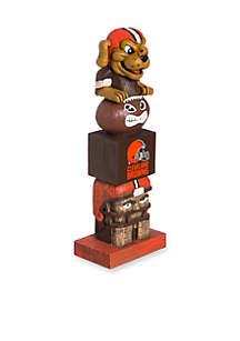 Tiki Tiki Totem Cleveland Browns