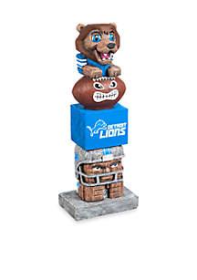 Tiki Tiki Totem Detroit Lions