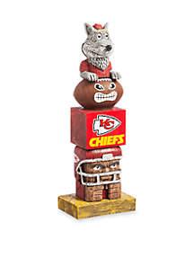 Tiki Tiki Totem Kansas City Chiefs