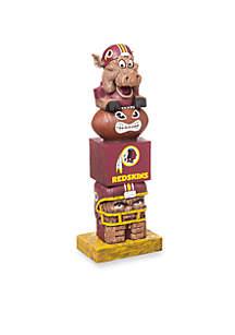 Tiki Tiki Totem Washington Redskins