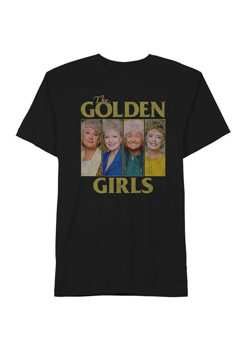 Golden Girls Panel Graphic T-Shirt