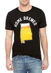 TRUE CRAFT Home Brewed T Shirt