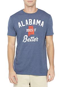 TRUE CRAFT Alabama Does It Better T Shirt