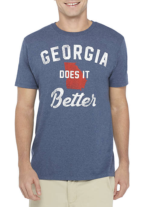Georgia Does It Better T Shirt