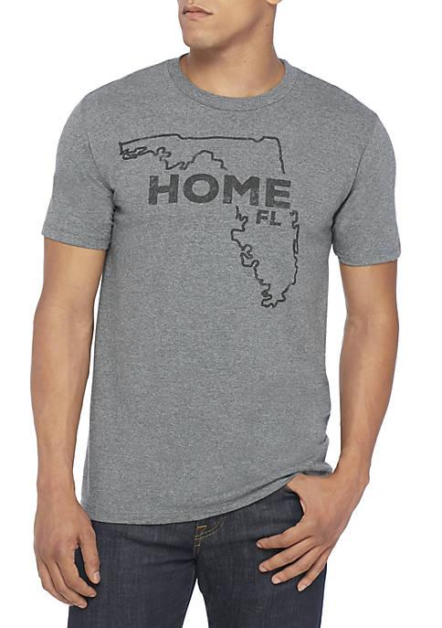 Florida Home T Shirt