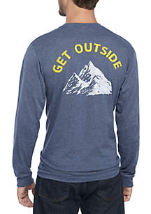 Long Sleeve Hike Tee Shirt