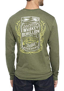 Whiskey Rebellion Tee Shirt