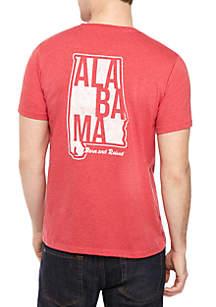 TRUE CRAFT Alabama Born T Shirt