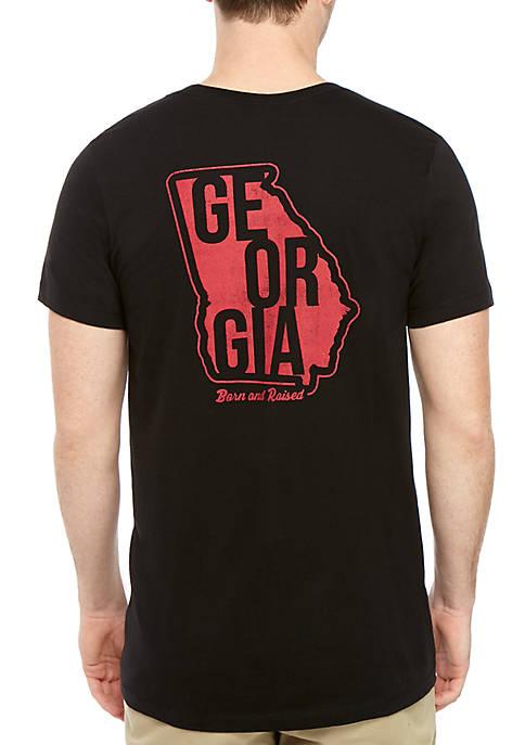 Georgia Born T Shirt
