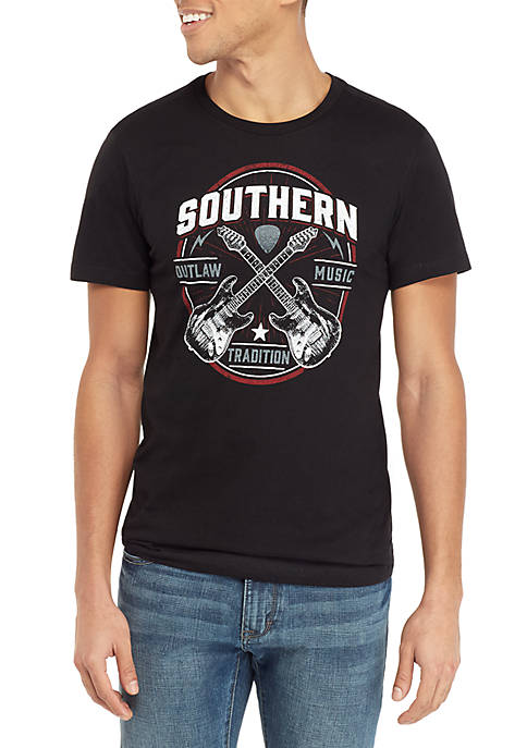 Southern Sound Graphic T Shirt