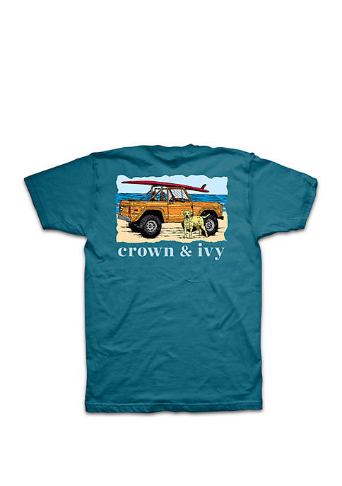 Crown & Ivy™ Big & Tall Beach Truck