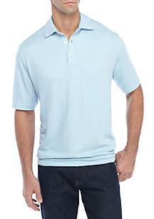 Short Sleeve Weekender Polo Shirt