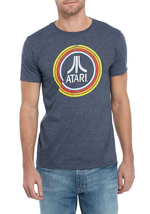 Ripple Junction ATARI Circle Logo Short Sleeve Tee