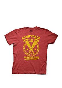 Ripple Junction Buffy the Vampire Slayer Short Sleeve T-Shirt