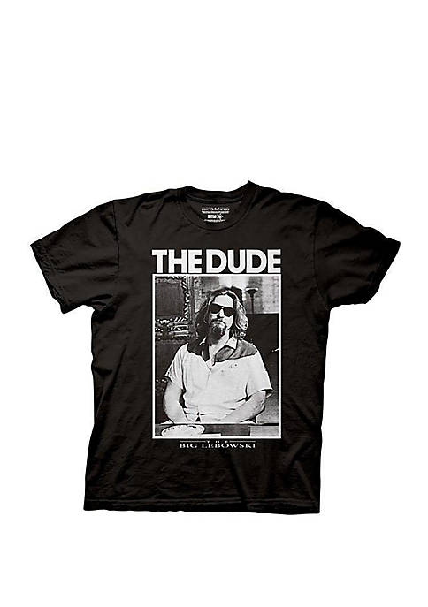 Ripple Junction The Dude Short Sleeve T-Shirt