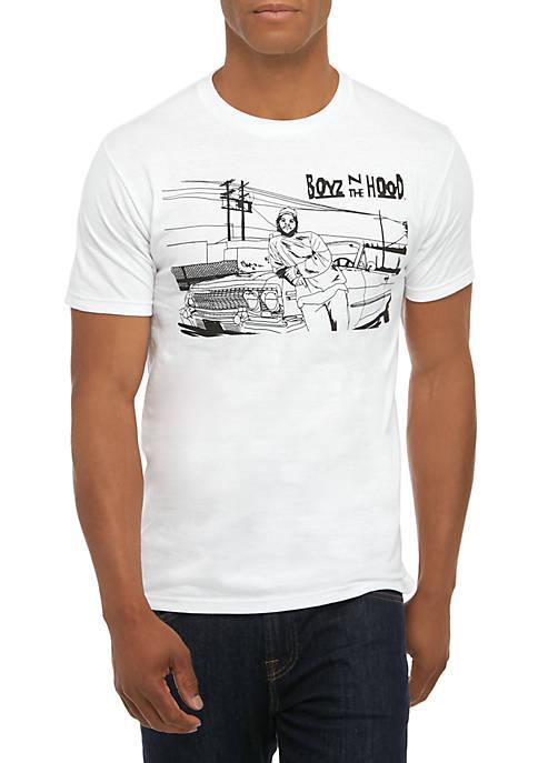Ripple Junction Boyz N The Hood Graphic T-Shirt