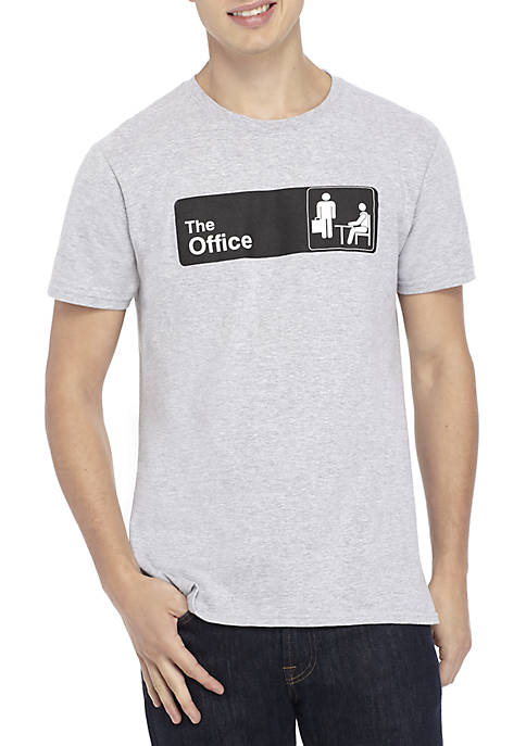 Ripple Junction The Office Plaque Tee