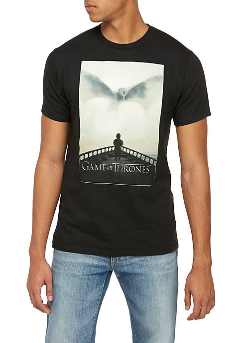 Ripple Junction Game of Thrones Dragon Graphic T