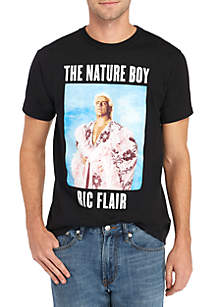 Ripple Junction Short Sleeve The Nature Boy Ric Flair Graphic Tee