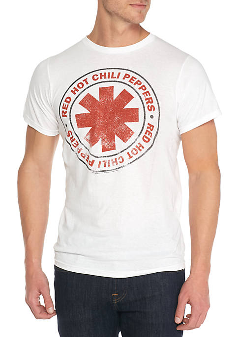 Bravado Red Hot Chili Peppers Tee