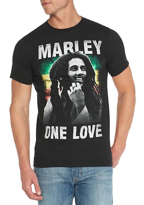Bravado Bob Marley One Love Tee