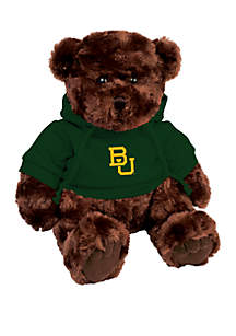 Baylor Bears 10 in Traditional Teddy Bear with Hoodie