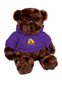 East Carolina Pirates 10 in Traditional Teddy Bear with Hoodie